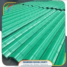 Red corrugated roofing color steel sheet/ppgi coil