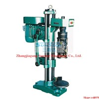 Semi-Auto Aluminum Screw Cap Capping Machine
