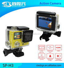 Mini 4k Action Pro Hd Video Camera Extreme Sports Outdoor Sport Video Action Camera Sj4000