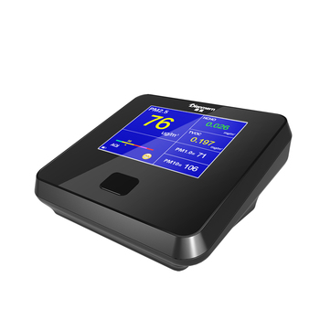 Laser PM2.5 Tester, Support PM1.0,PM2.5 &PM10 PM2.5 Air Quality Detector