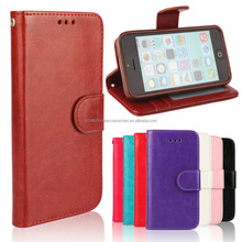 Mobile Phone Accessories Top Quality Leather Cell Phone Cover For Iphone Leather Cases