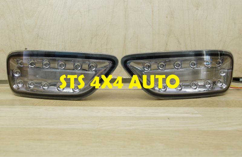 LED REAR BUMPER LIGHT NISSAN PATROL 2010+ Y62