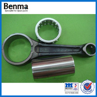 high quality cg125 motorcycle connecting rods,motorcycle connecting rod kit,engine parts with nice price