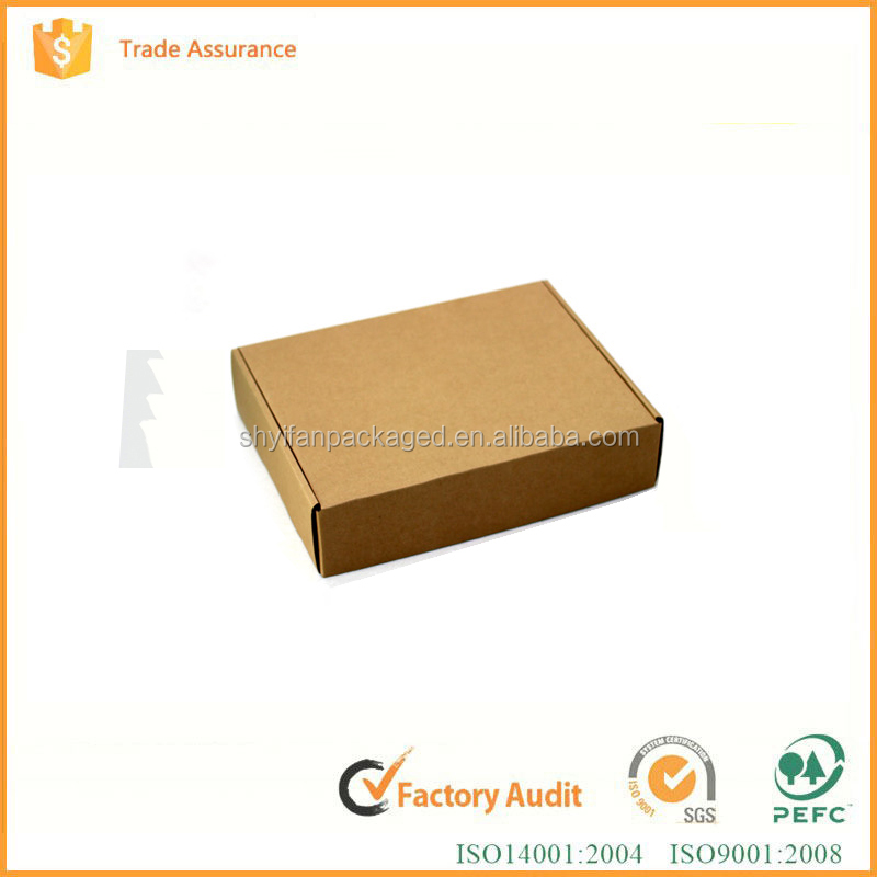 new design high quality packaging box paper mailing