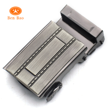 Alibaba best sellers belt buckle manufacturers 35 mm convenient automatic belt buckle with magnet