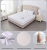Washable fitted sheet bed bug mattress cover waterproof