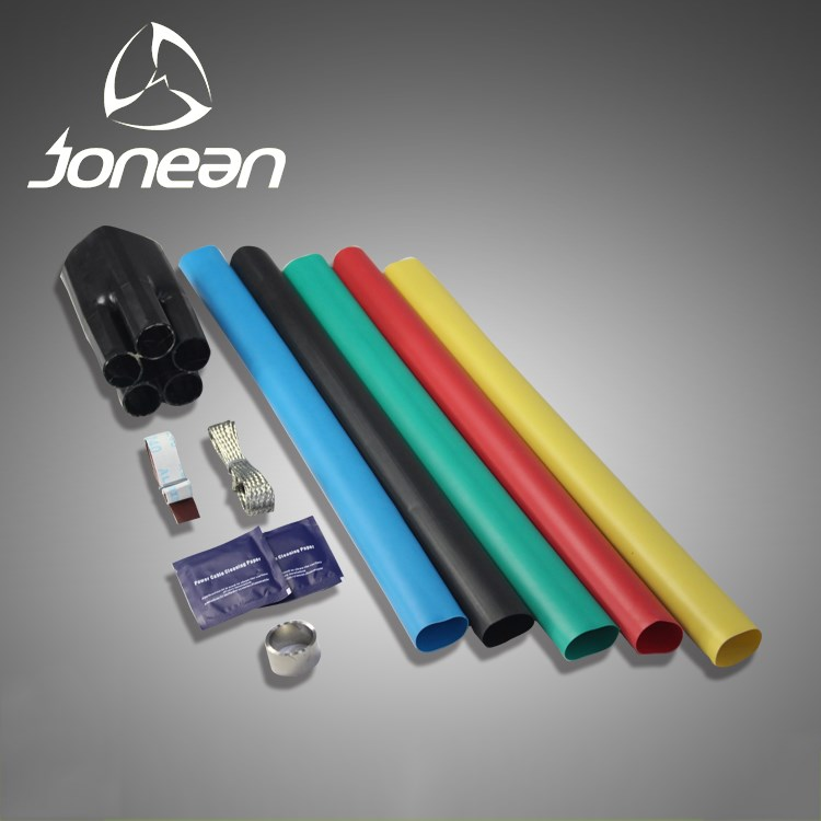 Jonean online shopping 0.6-1kv wire accessories 10kv heat shrink electric cable terminations kits