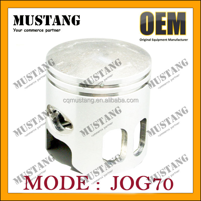 Motorcycle engine piston with circlip and pin and ring made in China