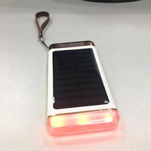 Solar power bank 10000mah powerbank portable charger extra external battery for mobile phones h