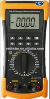 YHS202 4 1/2 Display Multimeters Digitals And 22mA Current Sourcing Mult-Function Calibrators with Multimeters 100mV Millvolt