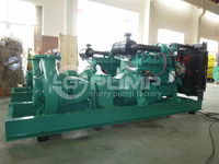 diesel water pump for mining pit