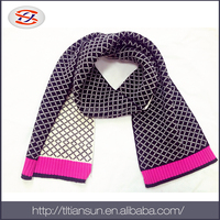 solid color shawl promotional scarf lady scarves