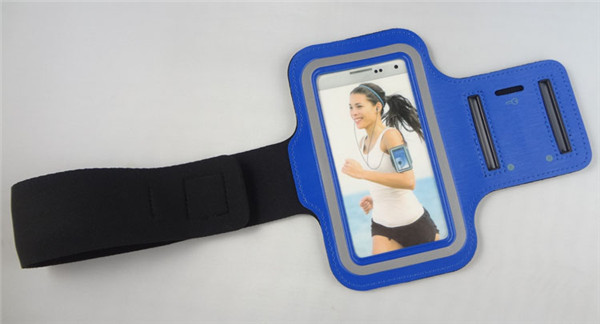 Cheap price Armband for Samsung Galaxy S4/i9500 for sumsang s5 logo customized