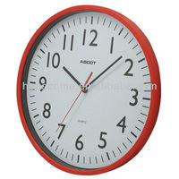 Ajanta wall clock prices plastic wall clock young town quartz clock movements