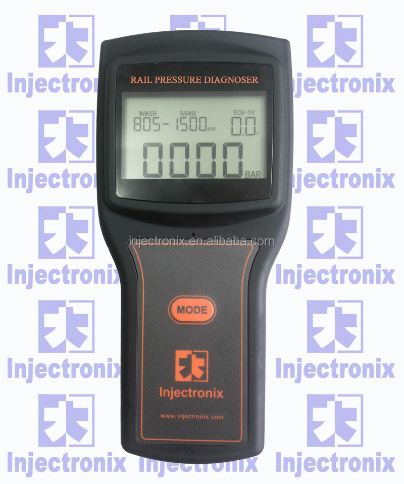 RA-2000 Rail Pressure Diagnoser,Useful tool to diagnose common rail diesel engine faults with no interference to engine ECU
