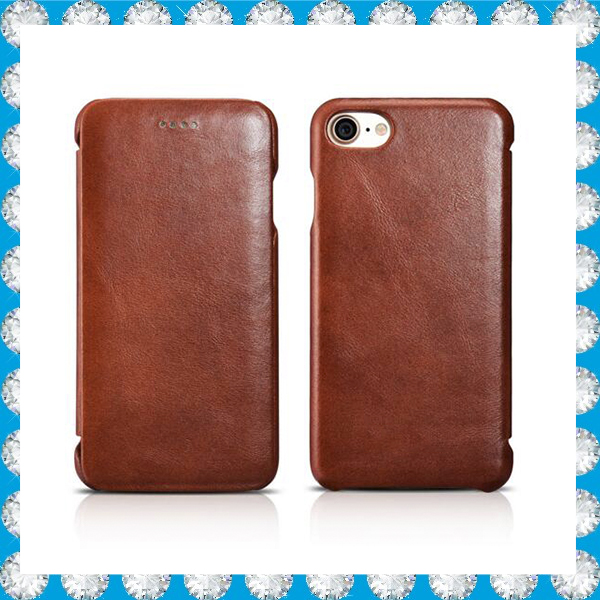 factory direct supply genuine flip leather watch case for lenovo s920