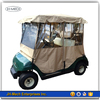 Outdoor Golf Cart Cover With Enclosure Door