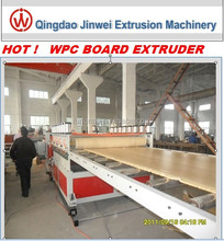 Foam Furniture /Construction Template WPVC Board Production Line