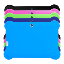 Custom shockproof silicone tablet case for 7 inches tablet pc