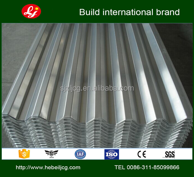 GI & GL roofing materials Low price YX76-344-688 model corrugated steel decking sheet made in China