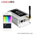LTECH WIFI-104+M12 Dimming DIM CT RGB RGBW WiFi LED Smart control system Apple iOS Android OS Applicable Programmable