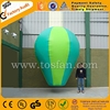 Wholesale giant inflatable helium balloon for advertising F2018