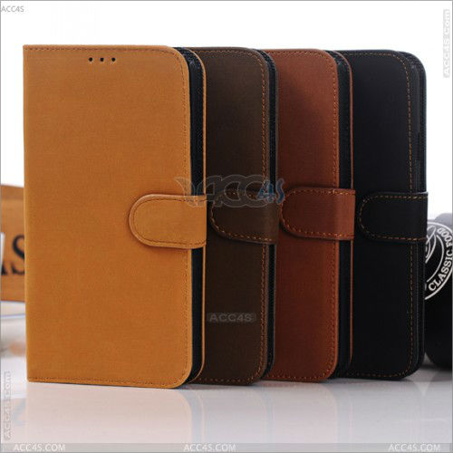 Leather case cover for samsung i9150 galaxy mega 5.8 i9152