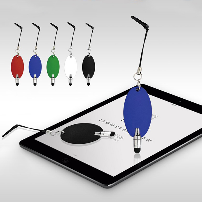 INTERWELL BP5038 Cartoon Stylus Touch Pen, Leaf Shaped Custom Small Touch Screen Stylus Pen