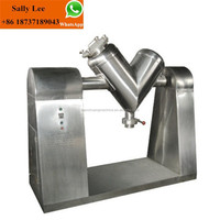 Mixing Machine Type and Powder Granules Application V-Type Efficient mini Mixer