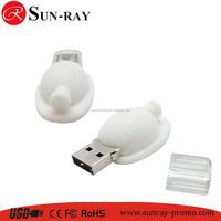 3D pvc usb flash drive hard hat usb flash drive pvc usb thumbdrive 2gb