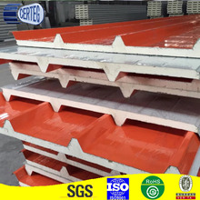 Indonesia PU sandwich Roof Panel