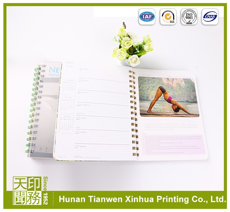 OEM printing factory books printing body building