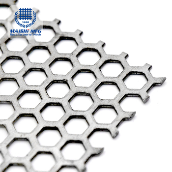 factory supply perforated mental mesh