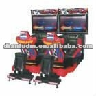 crazy racing king racing amusement simulator game machine