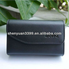 Donguan manufacturer promotion cheap black camera bag