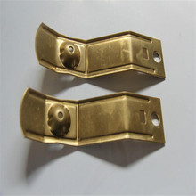 Custom high quality precision brass bending stamping parts with cheap price