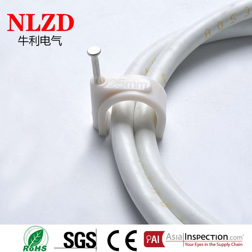 China wiring accessories cable clips all sizes wholesale with best price free samples