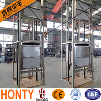 SHANDONG honty dumb waiter/ service lift for hospitial or hotel used japan technology