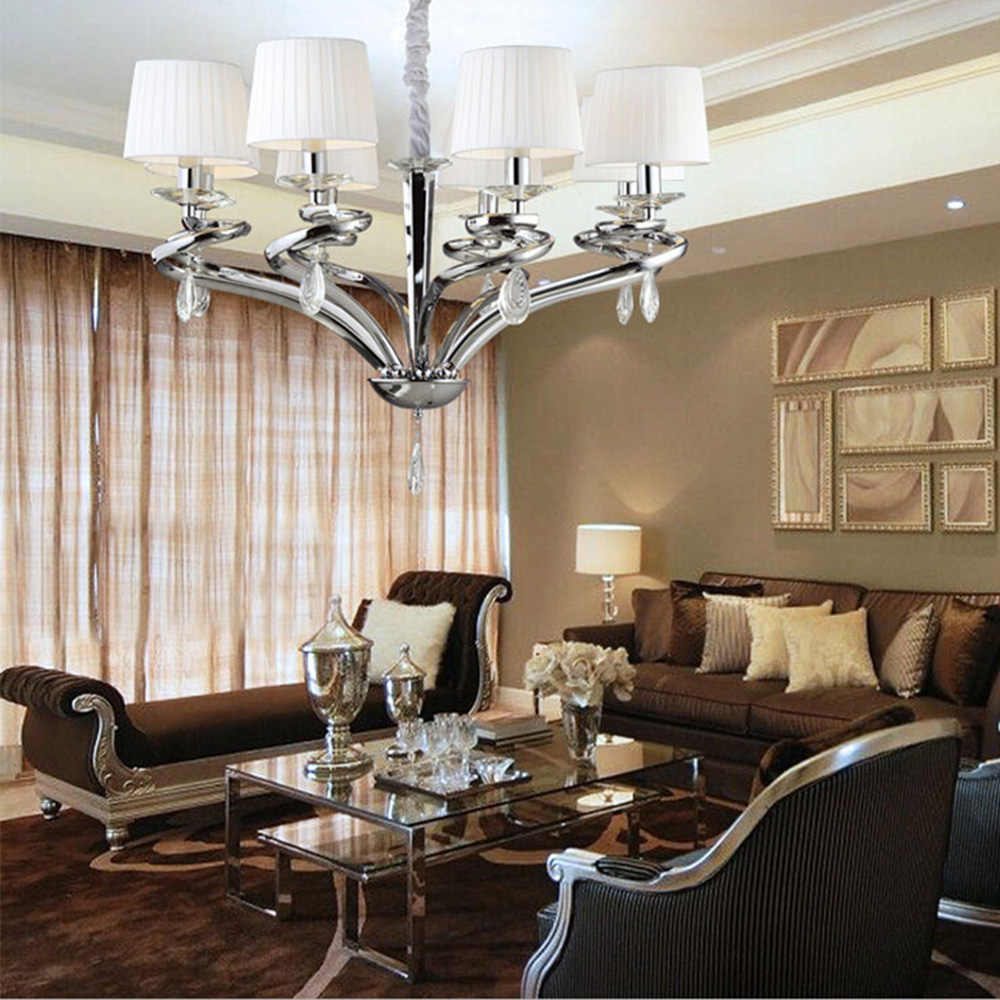 china manufacturers home decor crystal ceiling light buy