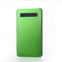 4000mAh Universal Backup Power Bank External Battery Pack Charge
