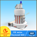 2016 new technology low vibration high output grinding roller mill