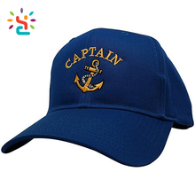 2017 navy blue dad hat Factory price plain dad hat custom blank baseball cap with 3d embroidery captain patch caps