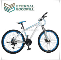 MTB aluminum 26 inch wheel 27 speeds front suspension mountain bike/bicycle for sale GB1020B