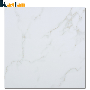 factory wholesale price porcelain tiles ghana super glossy white polished tile