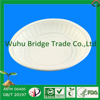 biodegradable cornstarch fruit used ic tray