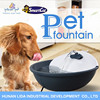 pet dog water fountain 60oz /china pet supplies for dog bowl