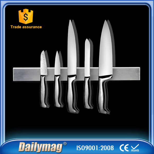 Stainless Steel Magnetic Knife Stand