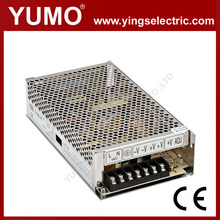 YUMO S-150 150W 7.5/12/24V Single output High efficiency power supply Switching Power Supply