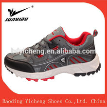 Bright color shoes with new fashion style cheap price man running sport shoes
