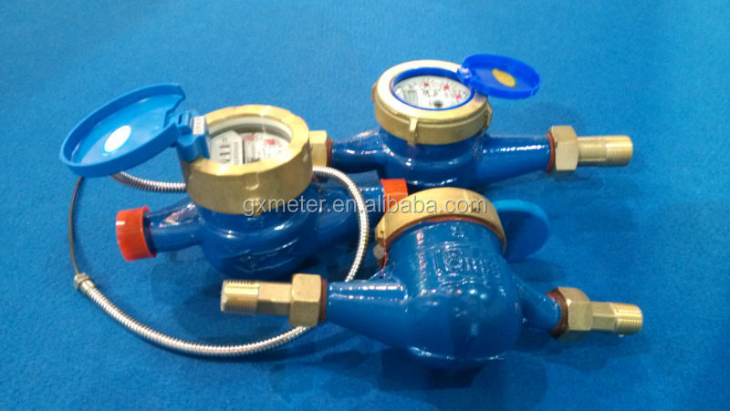 Flow measure device water meter
